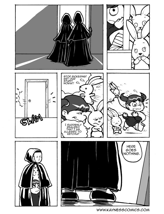 Parental Conspiracy page 4